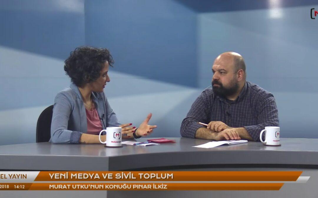 Yeni Medya (2): Pınar İlkiz ile yeni medya ve sivil toplum – medyascope